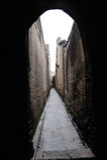 Κινεζικό αρχαίο χωριό longhu Στοκ εικόνες με δικαίωμα ελεύθερης χρήσης