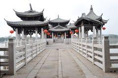 Κινεζικό αρχαίο guangjiqiao Στοκ Εικόνα