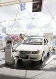 Κινεζικό αυτοκίνητο Solano CVT Στοκ φωτογραφία με δικαίωμα ελεύθερης χρήσης