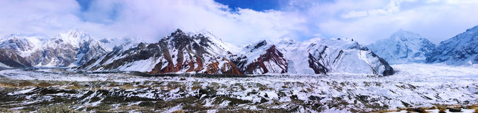 Κινεζικό βουνό Στοκ εικόνες με δικαίωμα ελεύθερης χρήσης