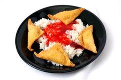 κινεζικό γεύμα Στοκ φωτογραφία με δικαίωμα ελεύθερης χρήσης