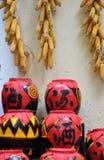 κινεζικό δοχείο ποτών επ&alph Στοκ φωτογραφία με δικαίωμα ελεύθερης χρήσης