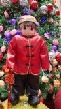 Κινεζικό εθνικό custume Στοκ Εικόνες