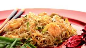 Κινεζικό εστιατόριο, κινεζικά νουντλς απόθεμα βίντεο