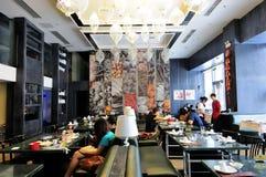 κινεζικό εστιατόριο στοκ φωτογραφίες