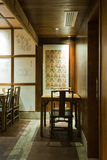 Κινεζικό εστιατόριο Στοκ Εικόνα