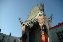 κινεζικό θέατρο Στοκ φωτογραφία με δικαίωμα ελεύθερης χρήσης