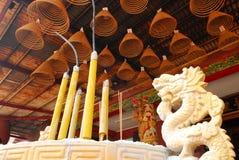 Κινεζικό θυμίαμα Στοκ Φωτογραφία