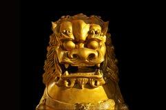 κινεζικό λιοντάρι Στοκ φωτογραφίες με δικαίωμα ελεύθερης χρήσης