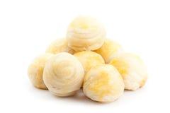 Κινεζικό κέικ φεγγαριών ζύμης Στοκ φωτογραφία με δικαίωμα ελεύθερης χρήσης
