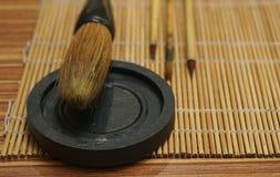 κινεζικό καθορισμένο γρά&ps Στοκ Εικόνα