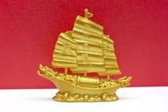 κινεζικό καλό σύμβολο τύχης Στοκ φωτογραφία με δικαίωμα ελεύθερης χρήσης