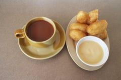 Κινεζικό καυτό τσάι Στοκ Εικόνες
