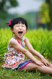κινεζικό κορίτσι καλό Στοκ φωτογραφία με δικαίωμα ελεύθερης χρήσης