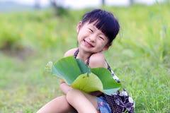 κινεζικό κορίτσι καλό Στοκ Φωτογραφία