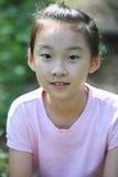 κινεζικό κορίτσι λίγα στοκ φωτογραφία