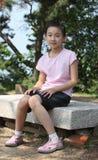 κινεζικό κορίτσι λίγα στοκ φωτογραφία με δικαίωμα ελεύθερης χρήσης