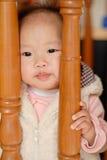 κινεζικό κορίτσι μωρών Στοκ Φωτογραφίες
