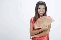 Κινεζικό κορίτσι Στοκ εικόνες με δικαίωμα ελεύθερης χρήσης