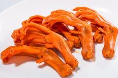 Κινεζικό κρέας - χήνα αλόγονου Στοκ Φωτογραφίες
