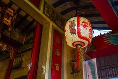 κινεζικό κρεμώντας φανάρι Στοκ φωτογραφίες με δικαίωμα ελεύθερης χρήσης