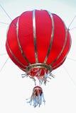 κινεζικό κόκκινο φαναριών στοκ φωτογραφίες