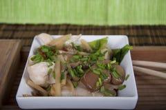 κινεζικό λαχανικό πιάτων κ&o Στοκ Εικόνες