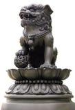 κινεζικό λιοντάρι Στοκ εικόνα με δικαίωμα ελεύθερης χρήσης