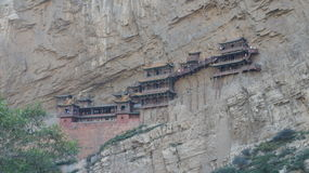 κινεζικό μοναστήρι Στοκ Εικόνες