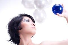 κινεζικό μοντέλο Στοκ φωτογραφία με δικαίωμα ελεύθερης χρήσης