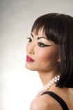 κινεζικό μοντέλο Στοκ Εικόνες