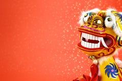 κινεζικό νέο έτος εορτασ&m Στοκ εικόνα με δικαίωμα ελεύθερης χρήσης