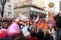 κινεζικό νέο έτος ημέρας Στοκ Φωτογραφίες