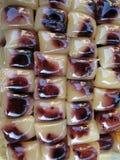 κινεζικό νέο έτος κέικ Στοκ Εικόνες