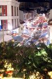κινεζικό νέο έτος πλήθου&sigma Στοκ Φωτογραφίες