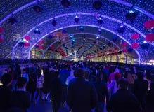 Κινεζικό νέο έτος σε Shenzhen Κίνα Στοκ Εικόνα