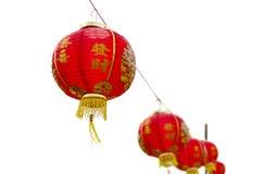 κινεζικό νέο έτος φαναριών Στοκ Φωτογραφία