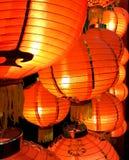 κινεζικό νέο έτος φαναριών &phi Στοκ Εικόνα