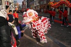 κινεζικό νέο έτος φεστιβά&lamb Στοκ Εικόνες