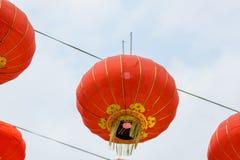 κινεζικό νέο έτος φεστιβά&lamb Στοκ Φωτογραφίες