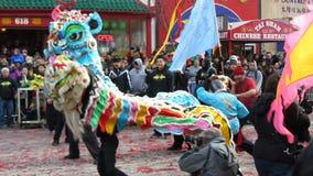 Κινεζικό νέο έτος φιλμ μικρού μήκους