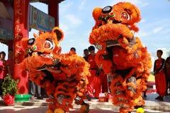 2017 κινεζικό νέο έτος Στοκ Φωτογραφία