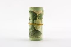 Κινεζικό νόμισμα. Στοκ Φωτογραφία