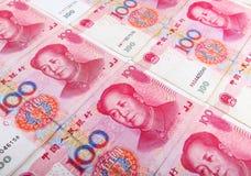 κινεζικό νόμισμα yuan Στοκ εικόνες με δικαίωμα ελεύθερης χρήσης