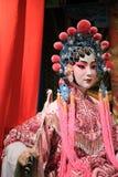 Κινεζικό ομοίωμα οπερών Στοκ φωτογραφία με δικαίωμα ελεύθερης χρήσης