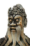 κινεζικό παλαιό άγαλμα ατό& Στοκ φωτογραφία με δικαίωμα ελεύθερης χρήσης