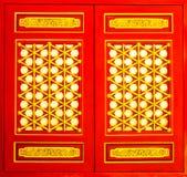 κινεζικό παράθυρο Στοκ εικόνες με δικαίωμα ελεύθερης χρήσης
