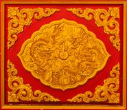 κινεζικό παράθυρο Στοκ Φωτογραφίες
