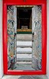 κινεζικό παράθυρο Στοκ Εικόνα