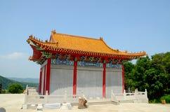 Κινεζικό παραδοσιακό σπίτι πλινθωμάτων Στοκ εικόνα με δικαίωμα ελεύθερης χρήσης